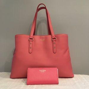Kate Spade Shoulder Bag/ Wallet